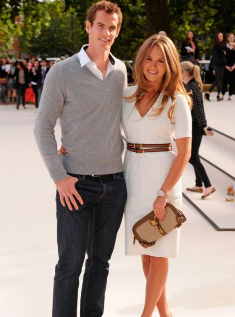 tennis wags - Kim Sears - Woman And Home