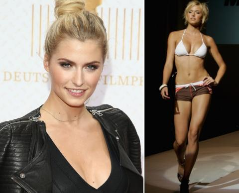 WAGs and Sport Beauties: Hottest EURO 2016 WAGs from every country - First Half